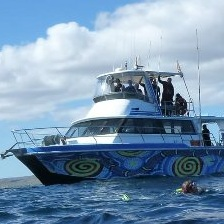 Our Boats - Ningaloo Whale Sharks| Ningaloo Reef Dive